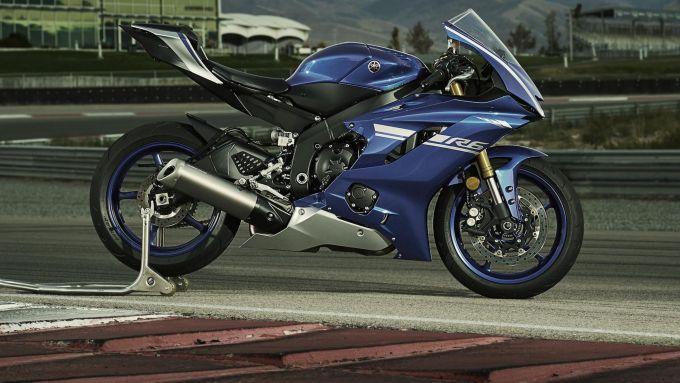 Yamaha R6 a Eicma 2016