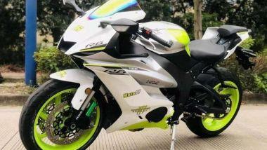 Yamaha R6? No, è la cinese Huaying R6