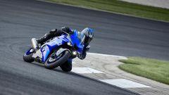 Yamaha R6 Race 2021: il kit di accessori GYTR arricchirà la 600