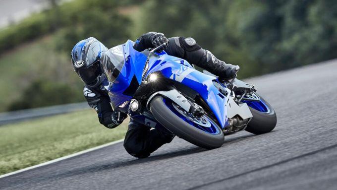 Yamaha R6 Race 2021: il kit GYTR renderà la 600 più performante