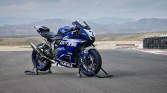 Yamaha YZF-R7 2022: il kit GYTR, accessori speciali