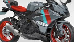 Yamaha R9 2021: motore CP3, ciclistica, uscita