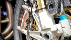 Yamaha R9M: anche l'impianto frenante è Brembo