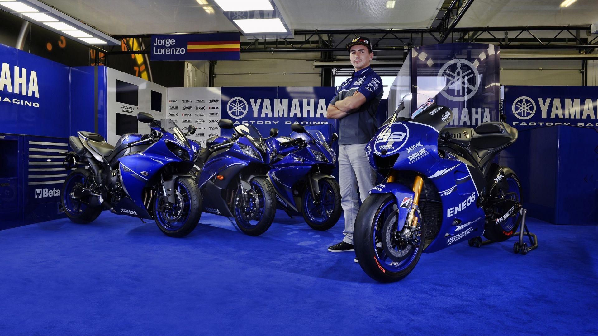 Immagine 16: Yamaha Race Blu Series