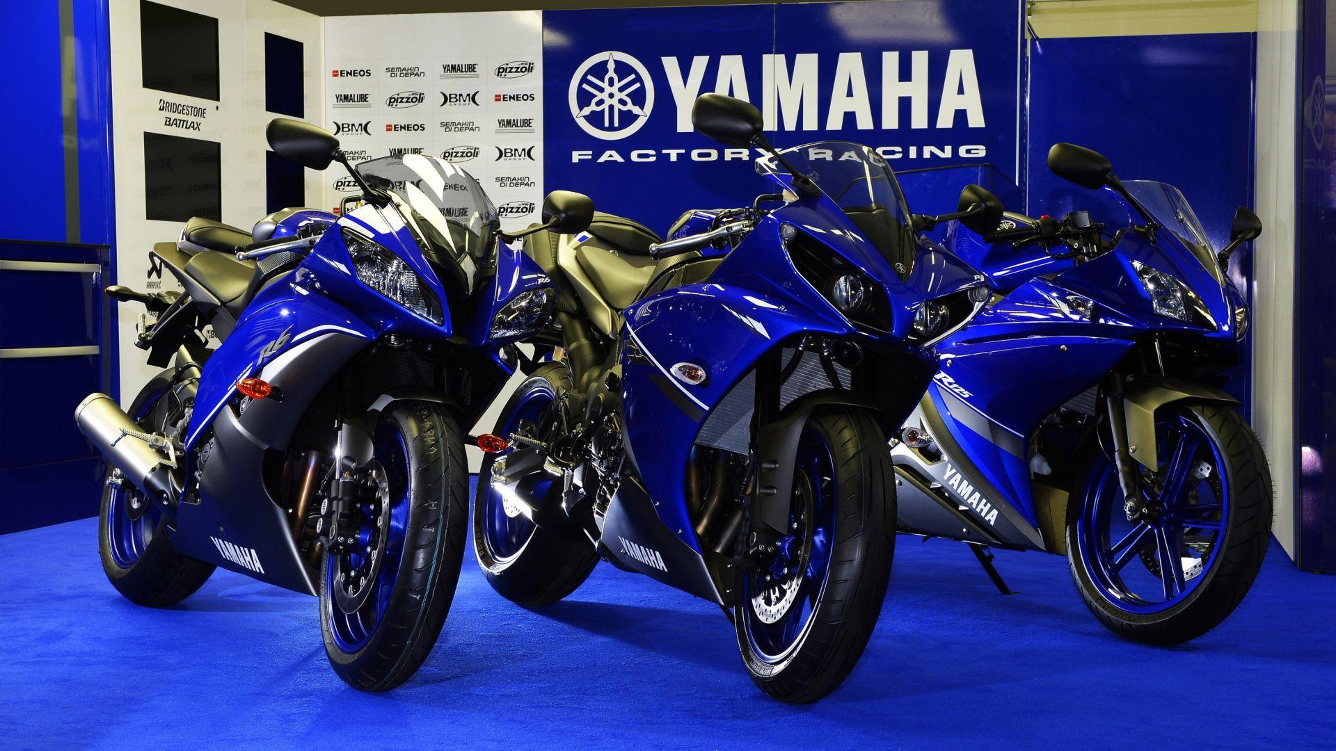 Immagine 18: Yamaha Race Blu Series