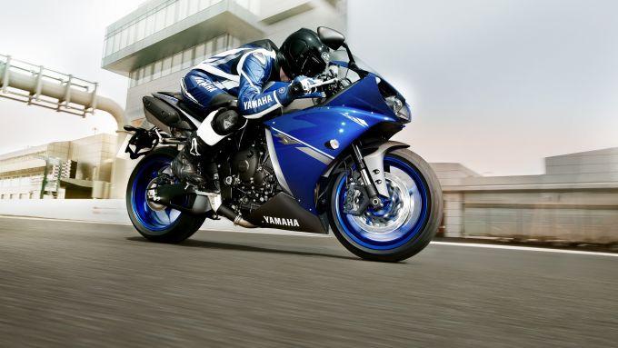 Immagine 19: Yamaha Race Blu Series