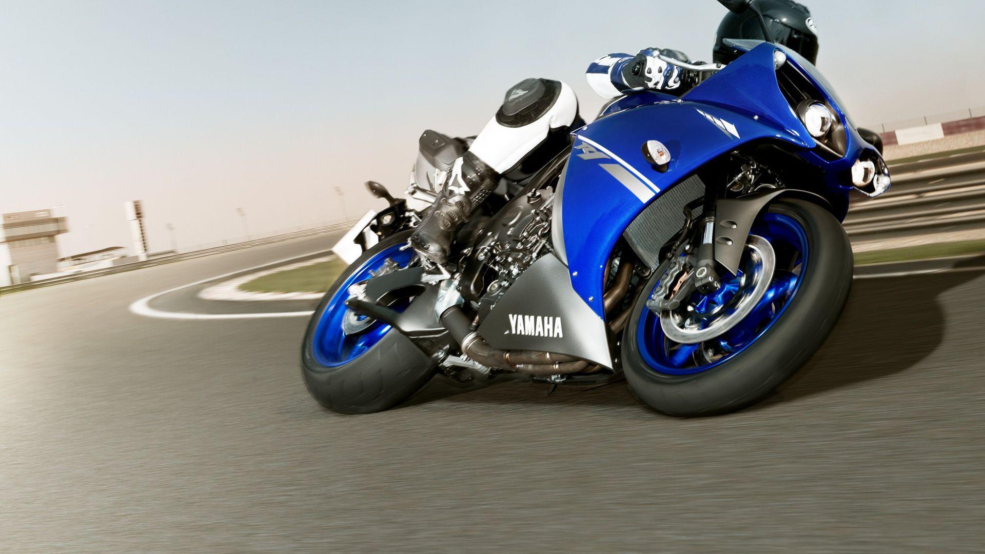 Immagine 21: Yamaha Race Blu Series