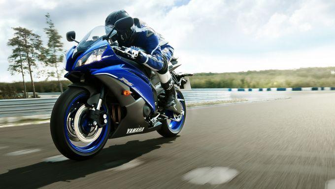 Immagine 5: Yamaha Race Blu Series
