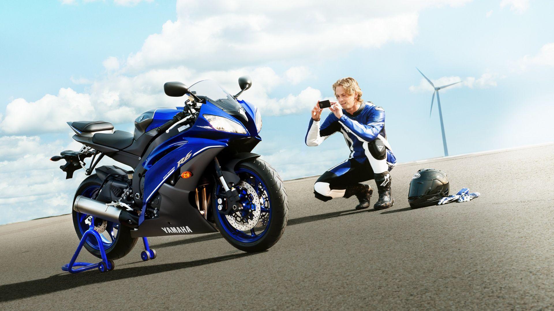 Immagine 6: Yamaha Race Blu Series