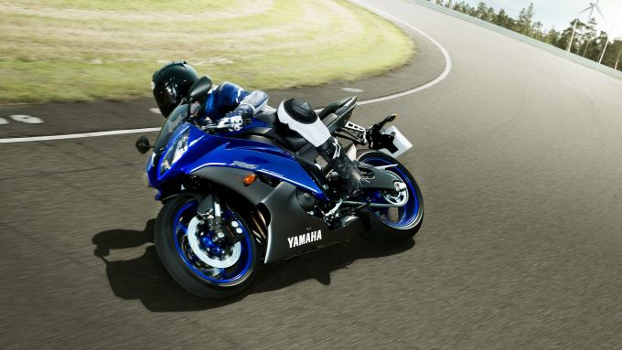 Immagine 8: Yamaha Race Blu Series