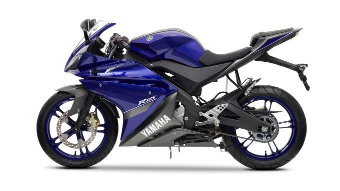 Immagine 13: Yamaha Race Blu Series