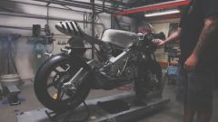 Yamaha RD400 2 Stroke Attack by Roland Sands - Immagine: 7