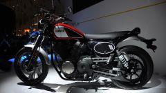 Yamaha SCR950 2016, la scrambler dei Tre Diapason
