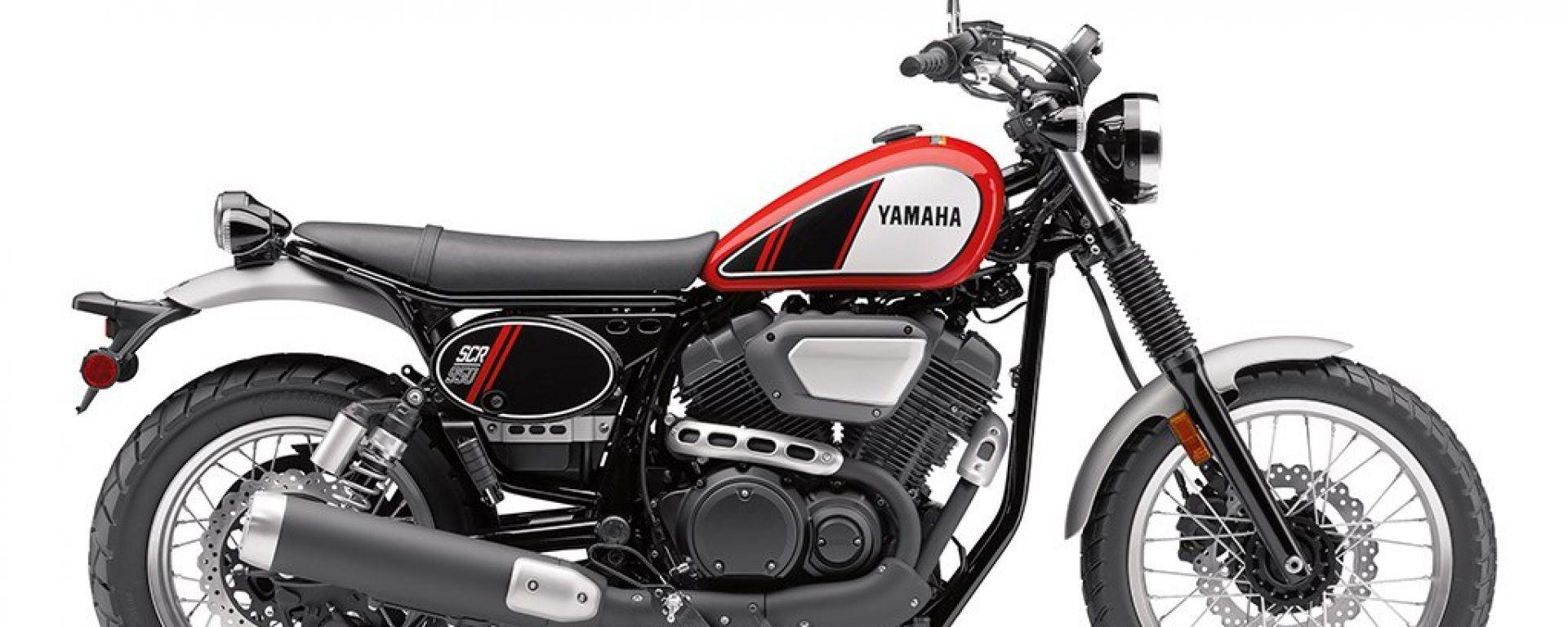 Yamaha: la SCR950 potrebbe arrivare anche in Europa