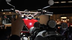Yamaha SCR950, fanale posteriore