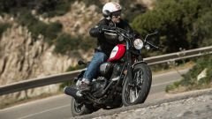 Yamaha SCR950 ha una precisione di guida insospettabile