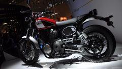 Yamaha SCR950, Intermot 2016