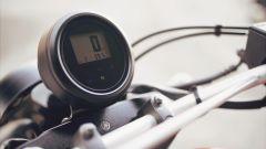 Yamaha SCR950: la strumentazione è digitale