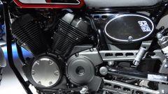 Yamaha SCR950, motore