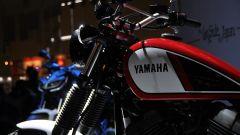 Yamaha SCR950, serbatoio