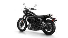 Yamaha SCR950 Yamaha Black: vista di 3/4 posteriore