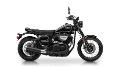 Yamaha SCR950 Yamaha Black: vista laterale