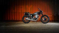 Yamaha SR400 B.S.R e GibbonSlap - Immagine: 4