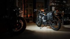 Yamaha SR400 B.S.R e GibbonSlap - Immagine: 2