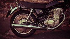 Yamaha SR400 - Immagine: 15