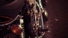 Yamaha SR400 - Immagine: 22