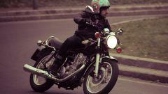 Yamaha SR400 - Immagine: 7