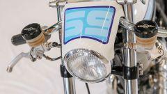 Yamaha SR400 Supercharged, la Yard Built del meccanico di Rossi - Immagine: 8