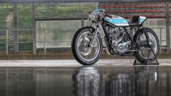 Yamaha SR400 Supercharged Yard Built