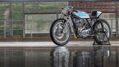 Yamaha SR400 Supercharged Yard Built