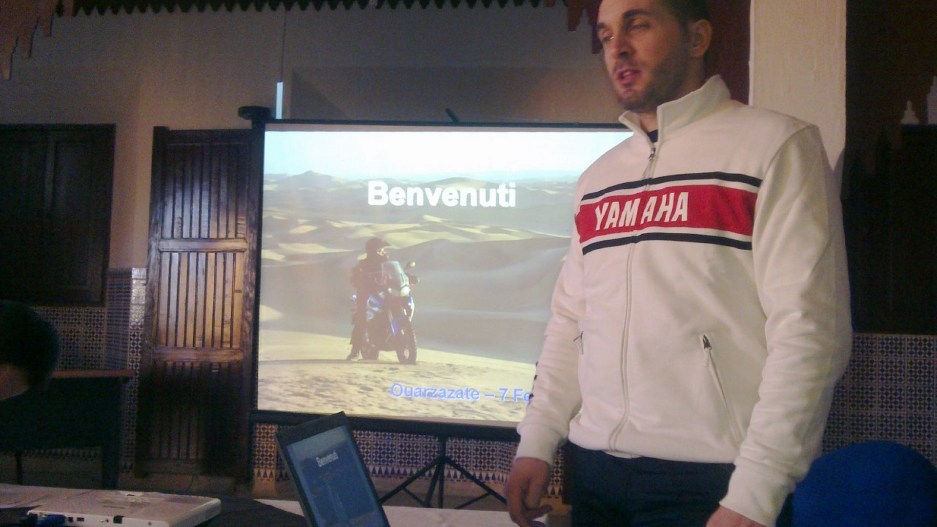 Immagine 162: In Marocco con la Yamaha Super Ténéré