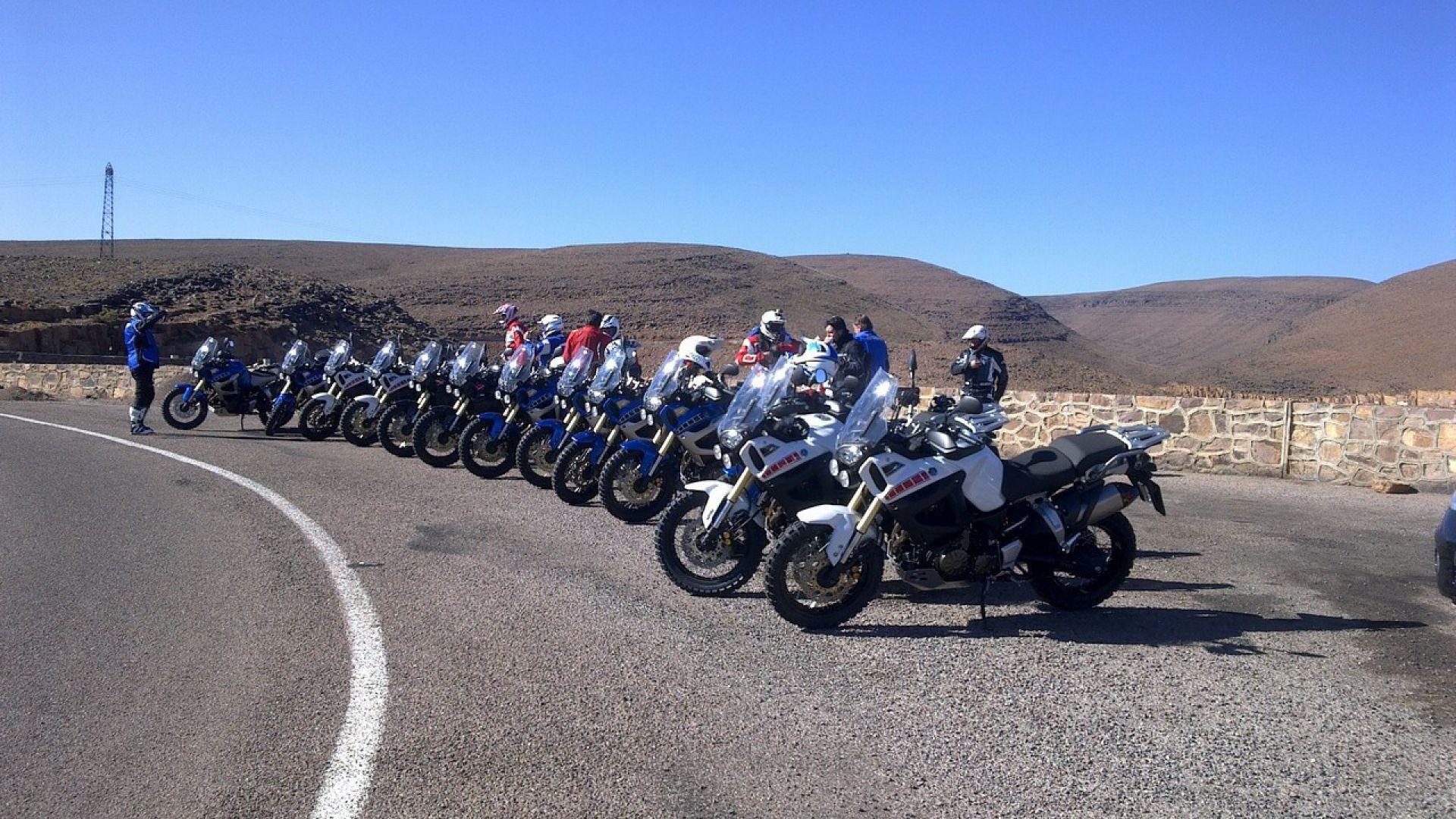 Immagine 167: In Marocco con la Yamaha Super Ténéré