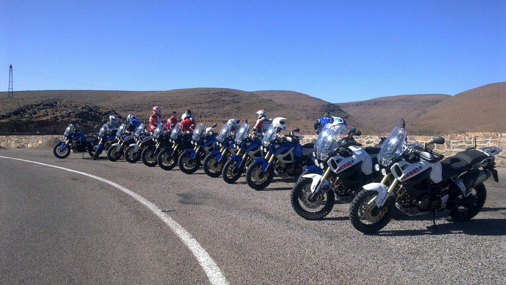 Immagine 168: In Marocco con la Yamaha Super Ténéré