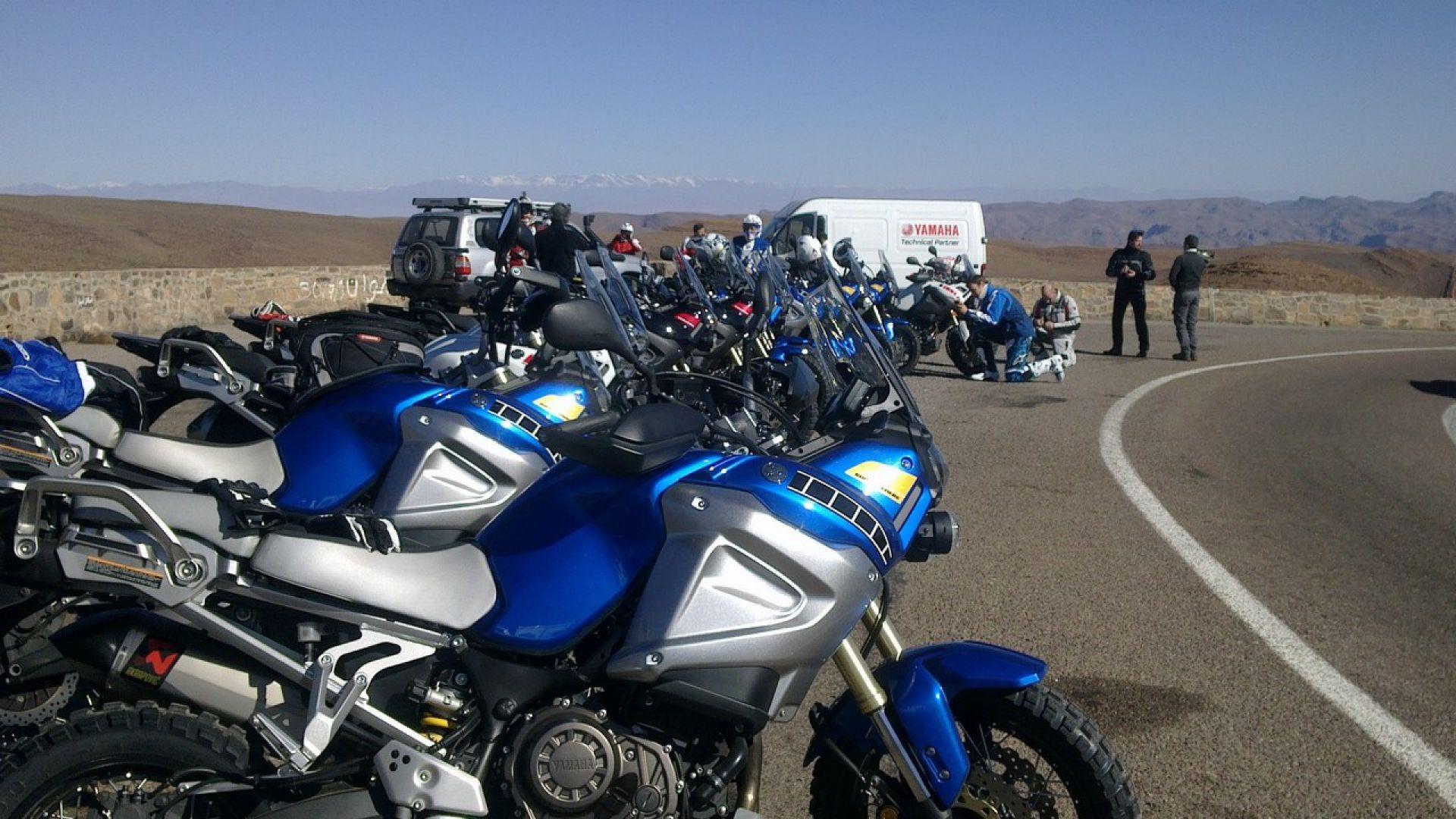 Immagine 159: In Marocco con la Yamaha Super Ténéré
