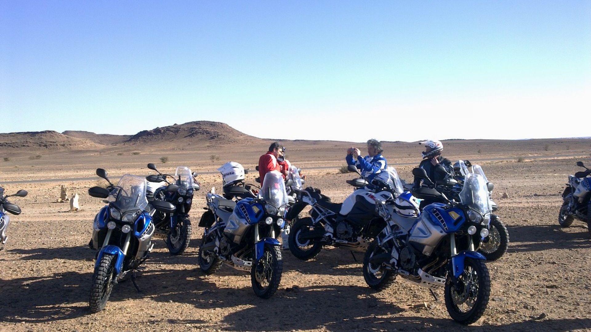 Immagine 155: In Marocco con la Yamaha Super Ténéré