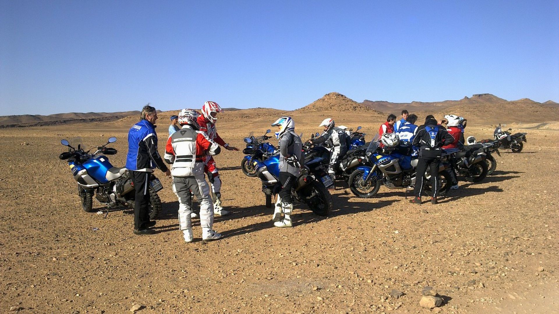 Immagine 170: In Marocco con la Yamaha Super Ténéré