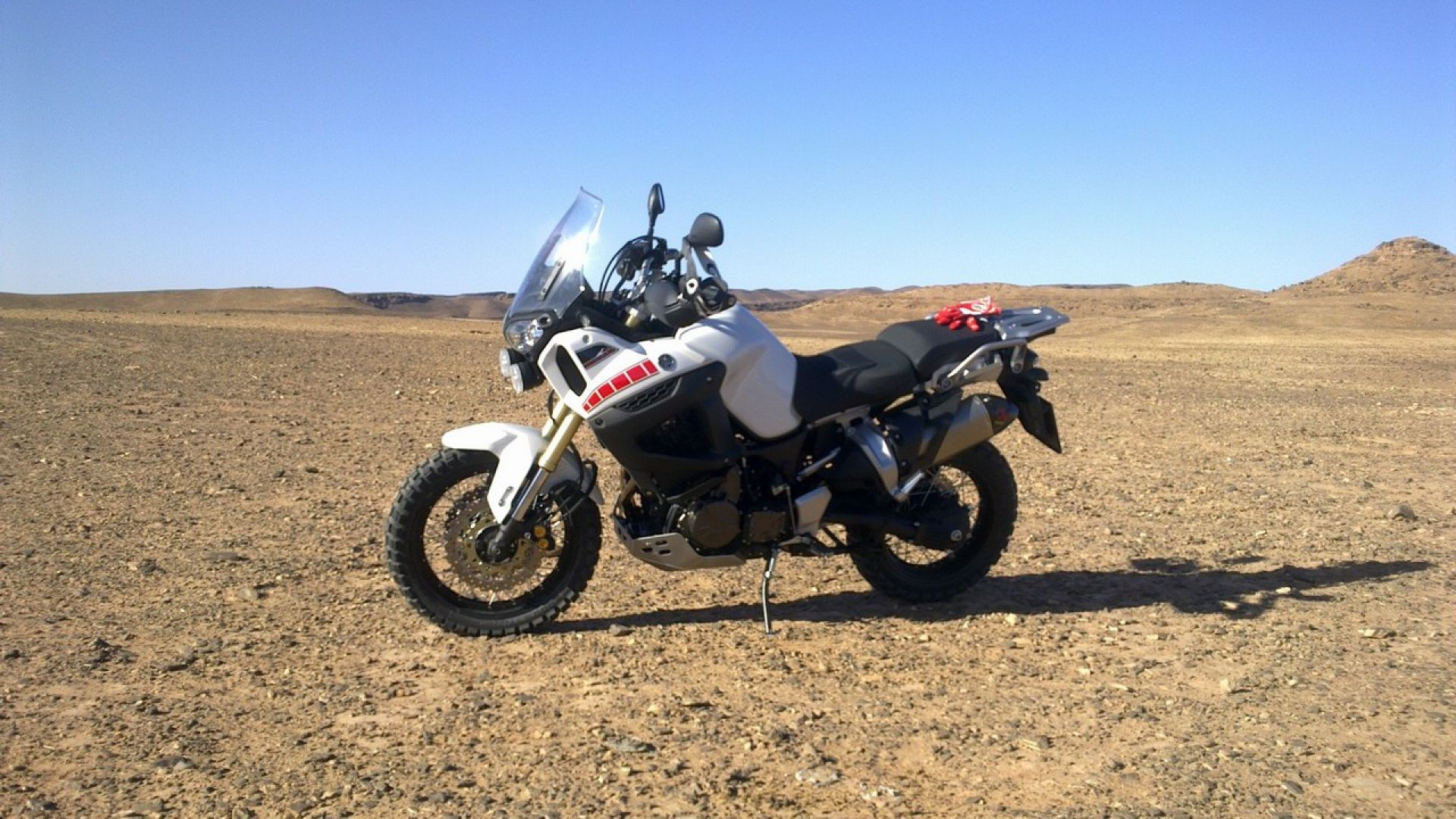 Immagine 172: In Marocco con la Yamaha Super Ténéré