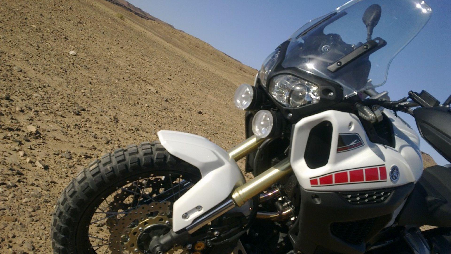 Immagine 186: In Marocco con la Yamaha Super Ténéré