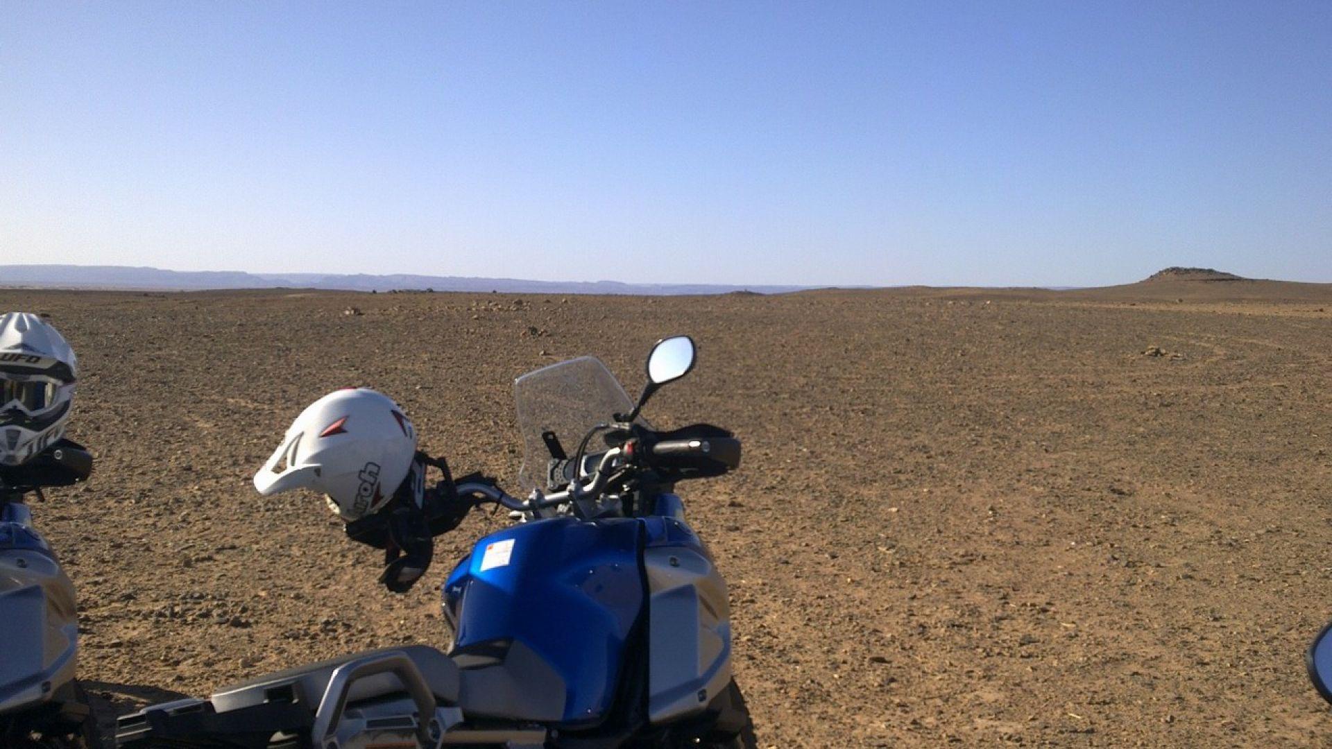 Immagine 188: In Marocco con la Yamaha Super Ténéré