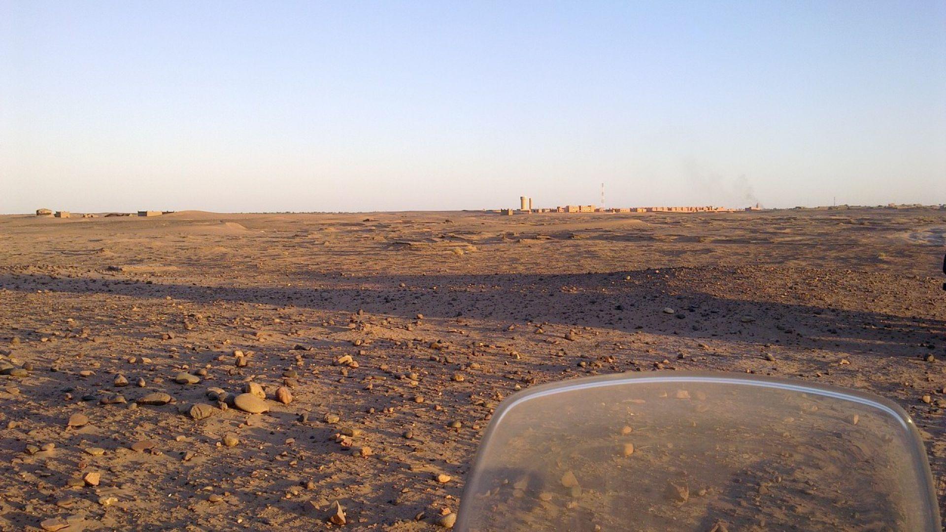 Immagine 194: In Marocco con la Yamaha Super Ténéré