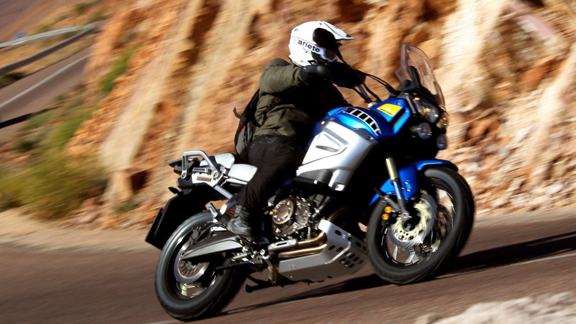 Immagine 175: In Marocco con la Yamaha Super Ténéré