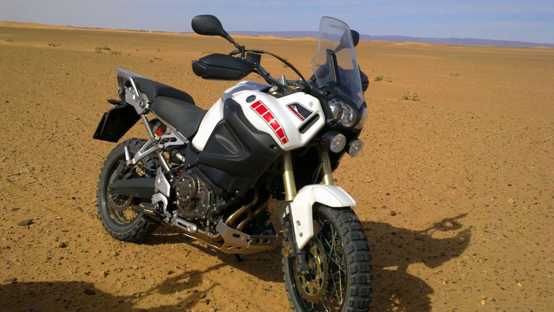 Immagine 112: In Marocco con la Yamaha Super Ténéré
