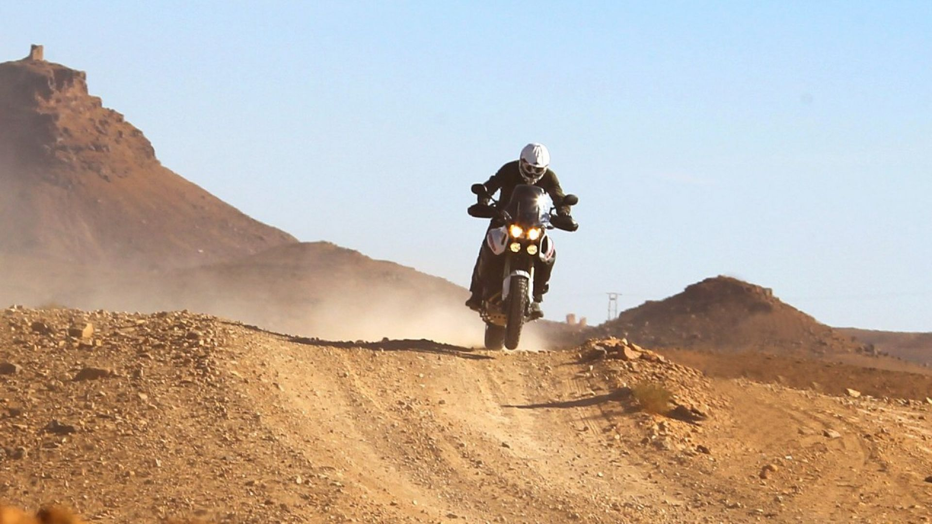 Immagine 107: In Marocco con la Yamaha Super Ténéré