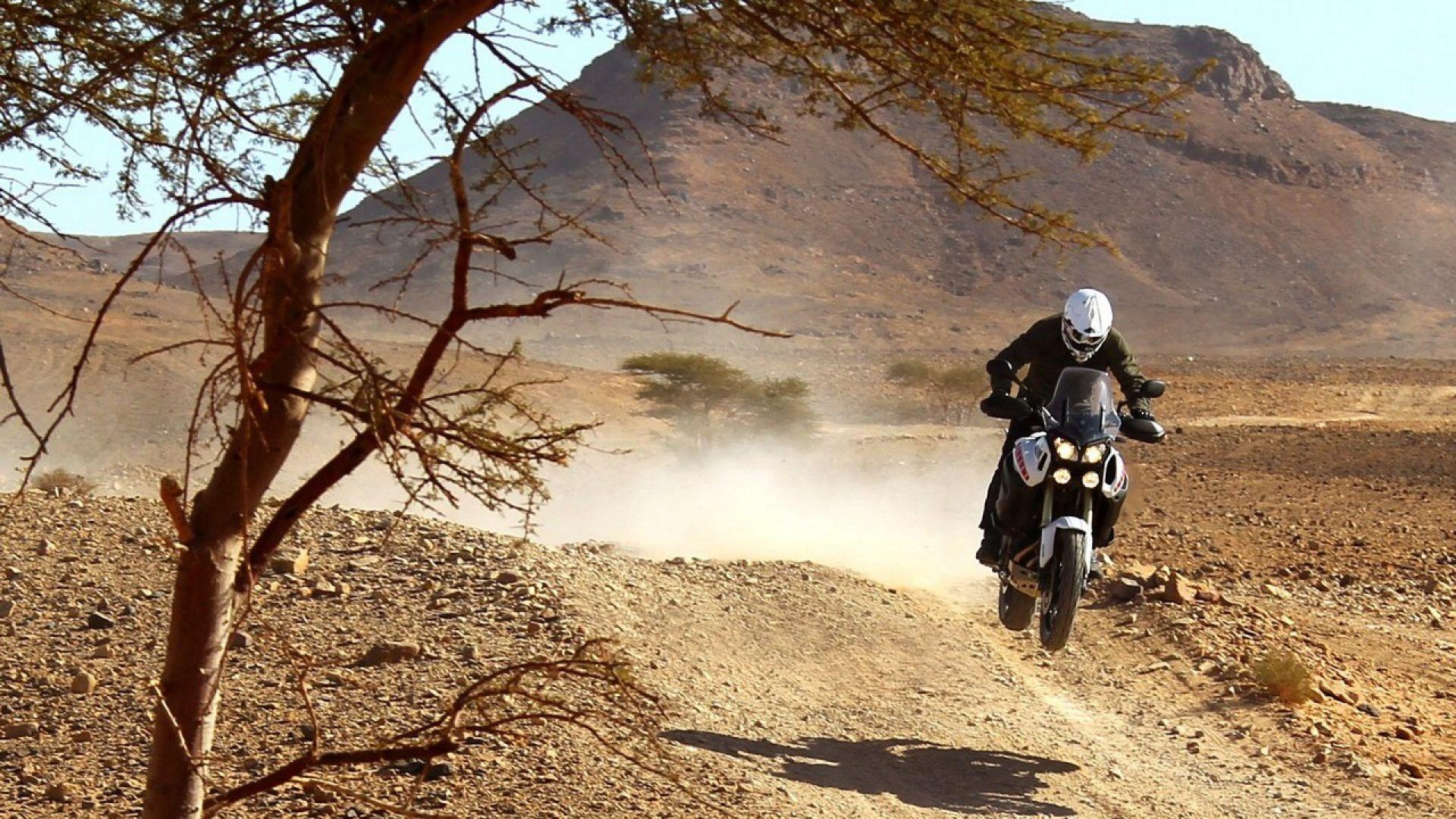 Immagine 106: In Marocco con la Yamaha Super Ténéré