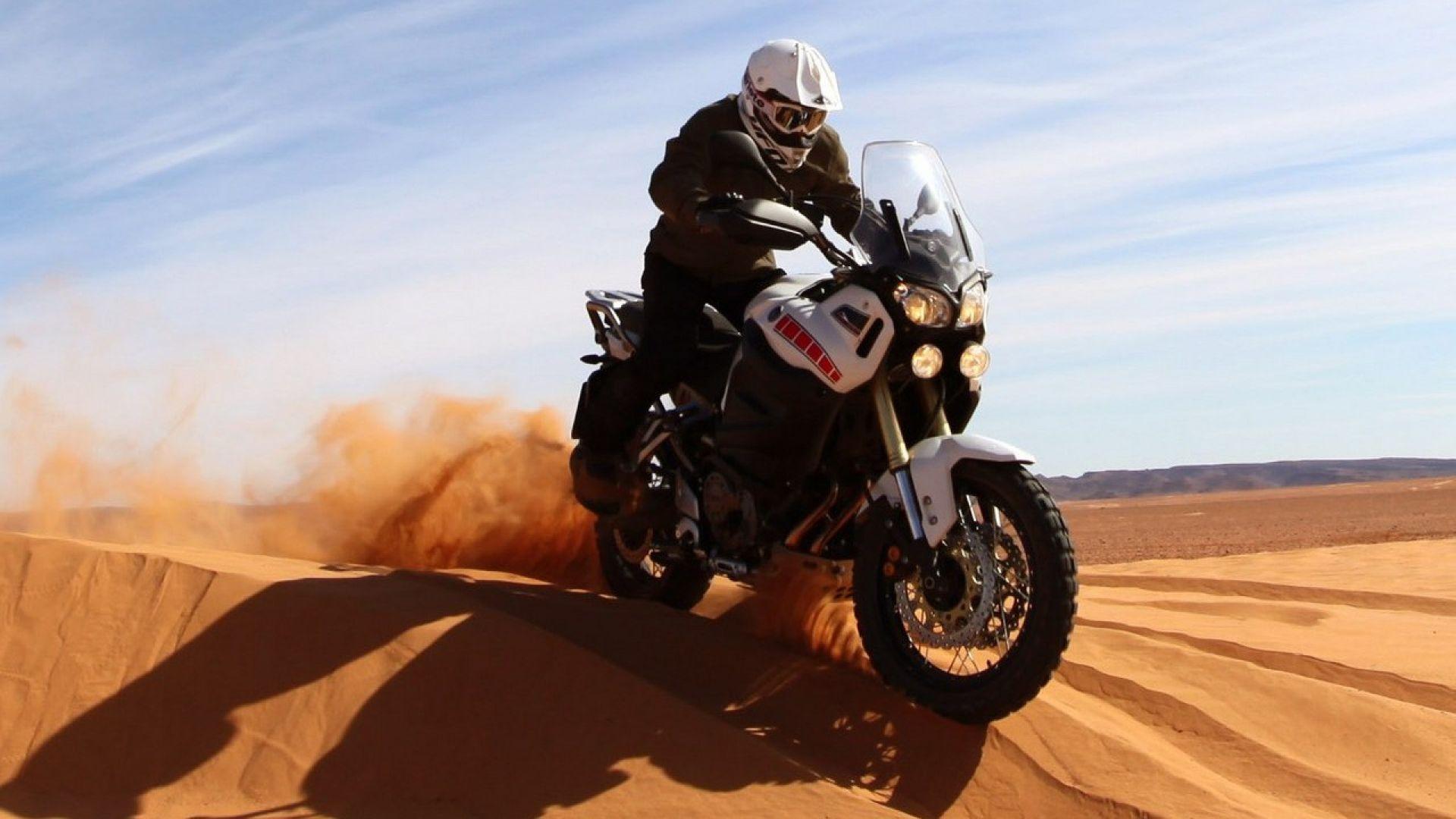 Immagine 97: In Marocco con la Yamaha Super Ténéré