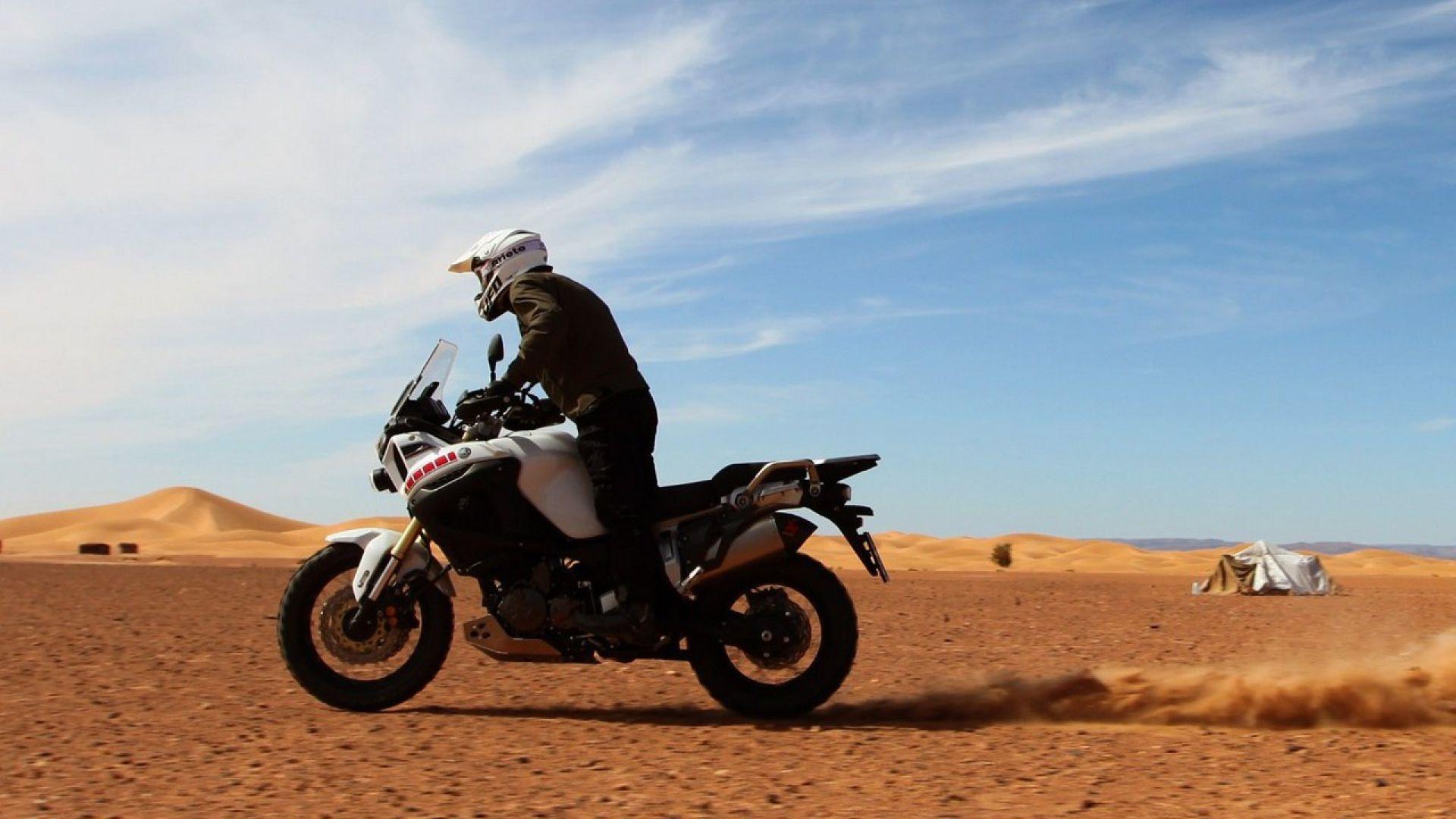 Immagine 102: In Marocco con la Yamaha Super Ténéré